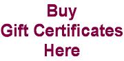 kailua kona gift certificates